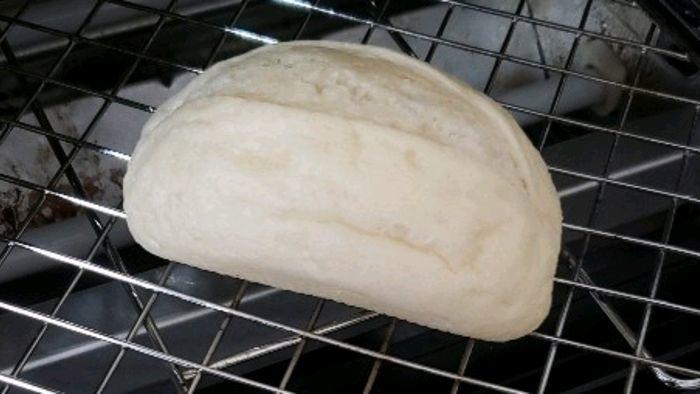 オーブントースターに入れたメニセーズ