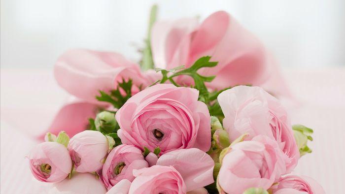 退職時に貰う花束
