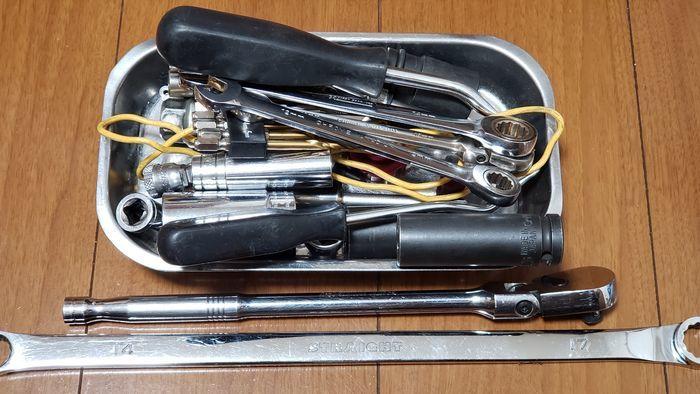 自働車整備士が自腹で買った工具