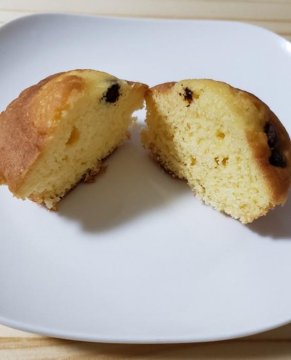 チョコチップカップケーキ