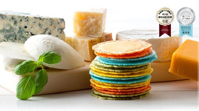 クアトロエビチーズ