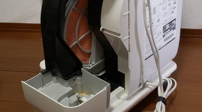 空気清浄機の加湿フィルター