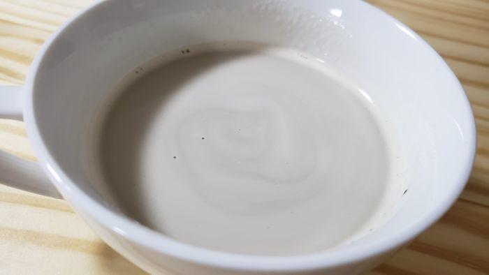 Amazonのサンプルで作ったコーヒー