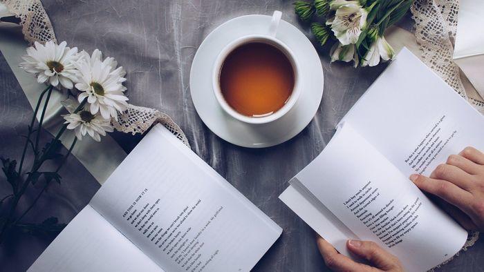 書店で飲めるコーヒー