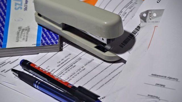 退職後に提出する書類