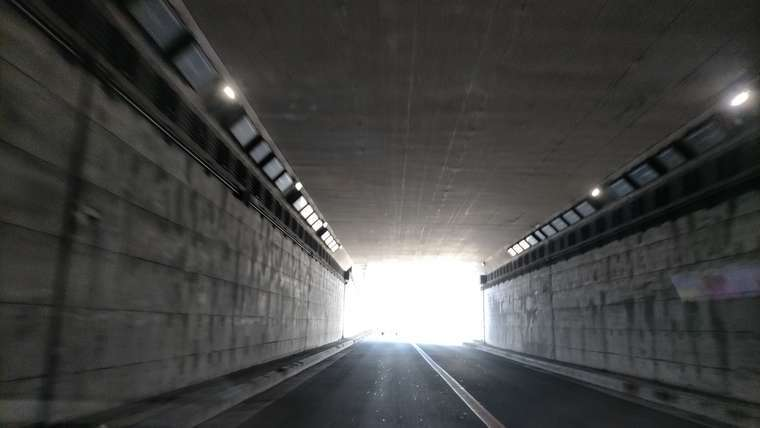 宝塚の下道ドライブ