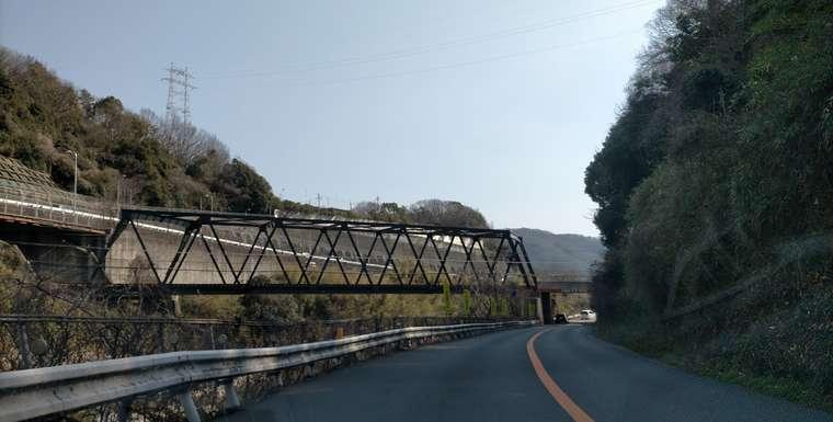猪名川渓谷ライン