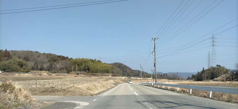 切畑猪名川線